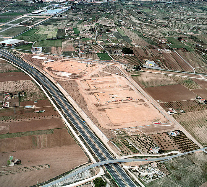Resumen de las Obras desde Noviembre del 2004 hasta Mayo del 2008