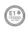 Certificado E1 EN 13986