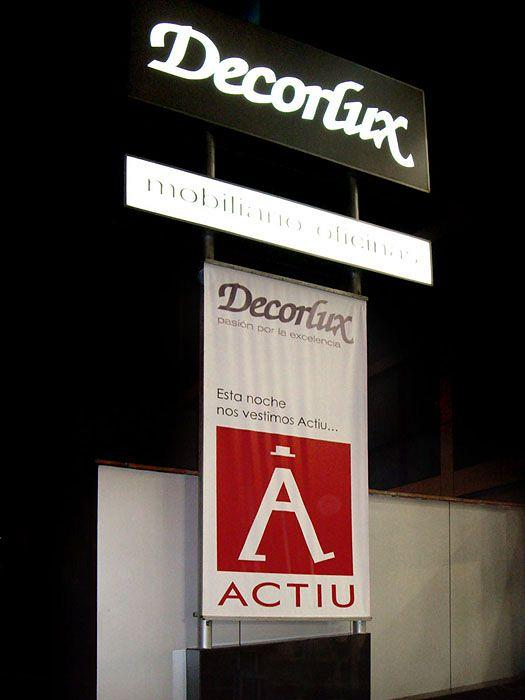 Actiu & Decorlux together in a new showroom for the peruvian market 9