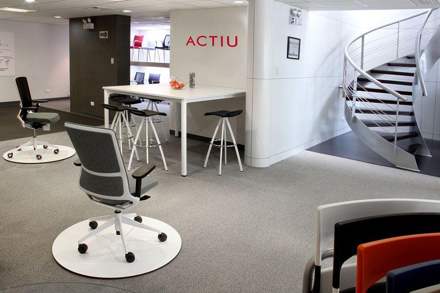 Actiu & Decorlux together in a new showroom for the peruvian market 1