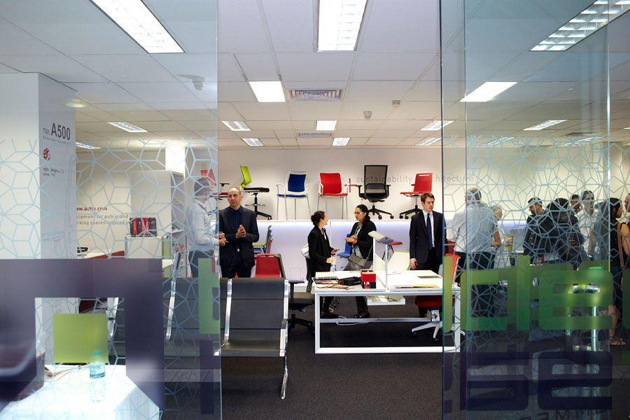 Actiu launches in the Australian Business Capital, Melbourne 4