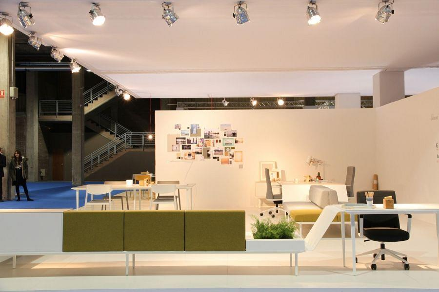 Actiu activates inspiration at the Habitat Fair with four original proposals 9