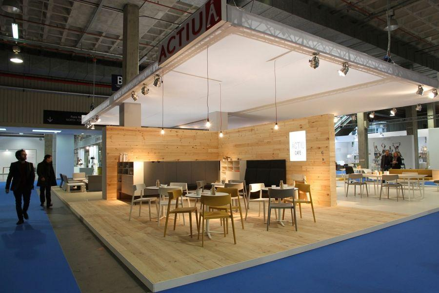 Actiu activates inspiration at the Habitat Fair with four original proposals 11