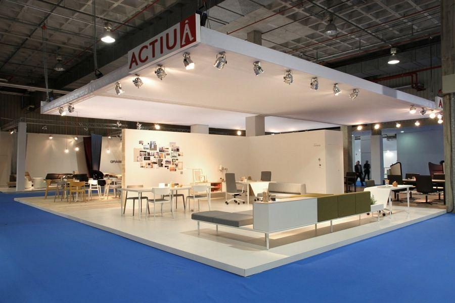 Actiu activates inspiration at the Habitat Fair with four original proposals 1