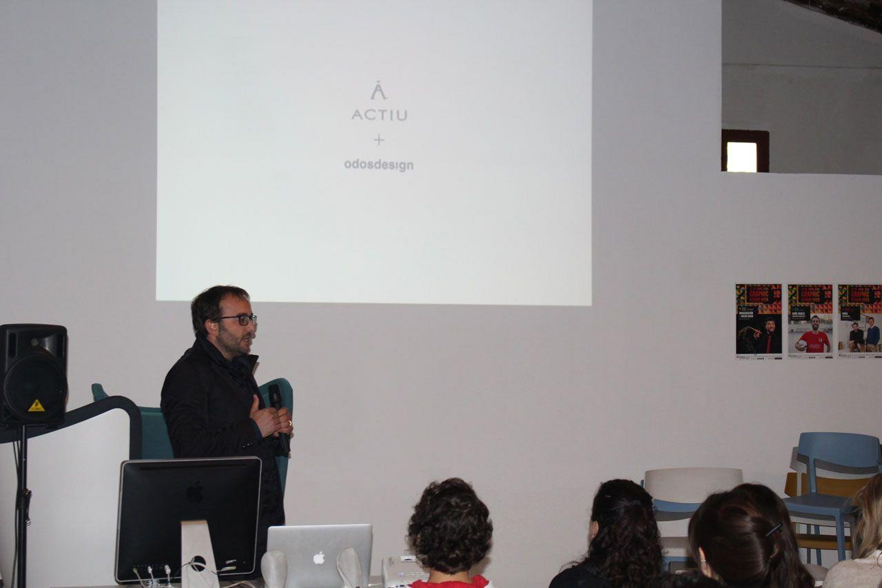Actiu connects with creative youngsters through graphic design 6