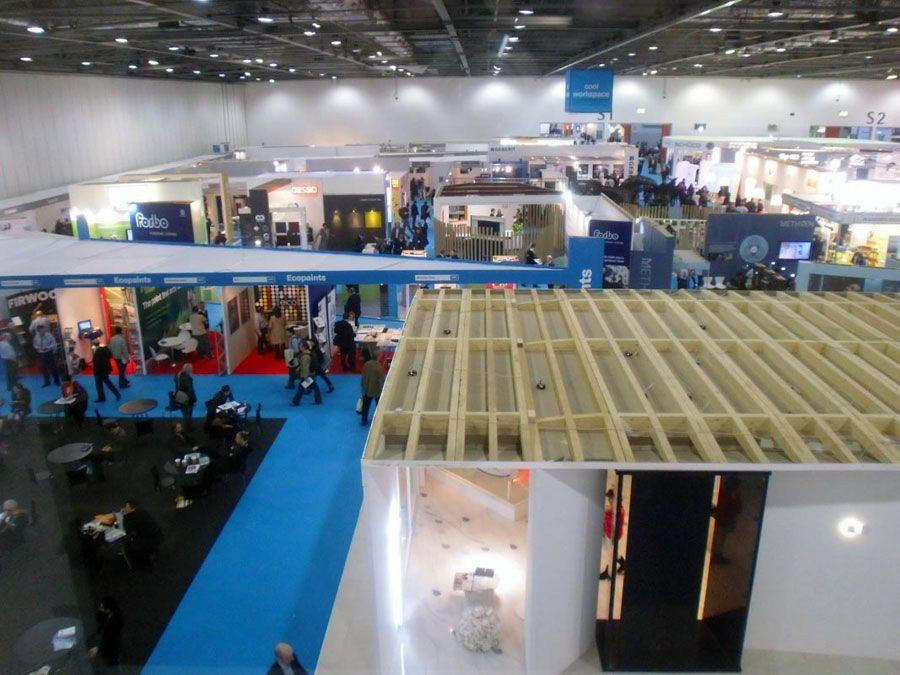 Actiu in the Ecobuild trade fair 3