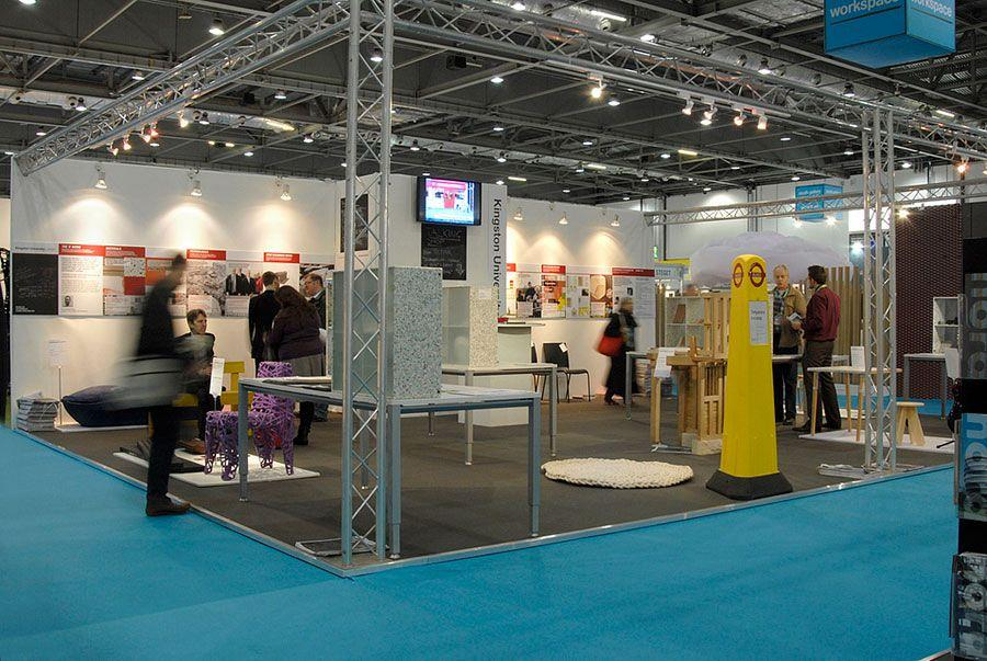 Actiu in the Ecobuild trade fair 5