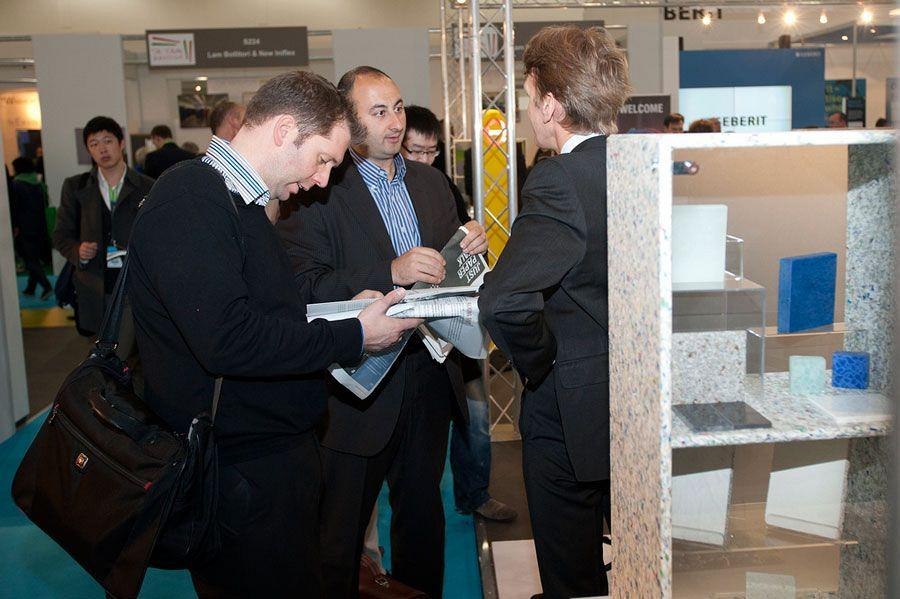 Actiu in the Ecobuild trade fair 6