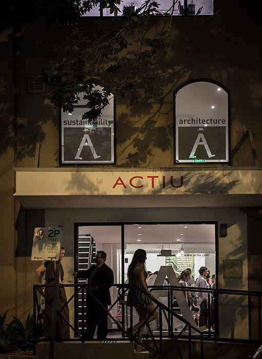 Actiu opens a new showroom in Australia which will be a networking center for European companies 11