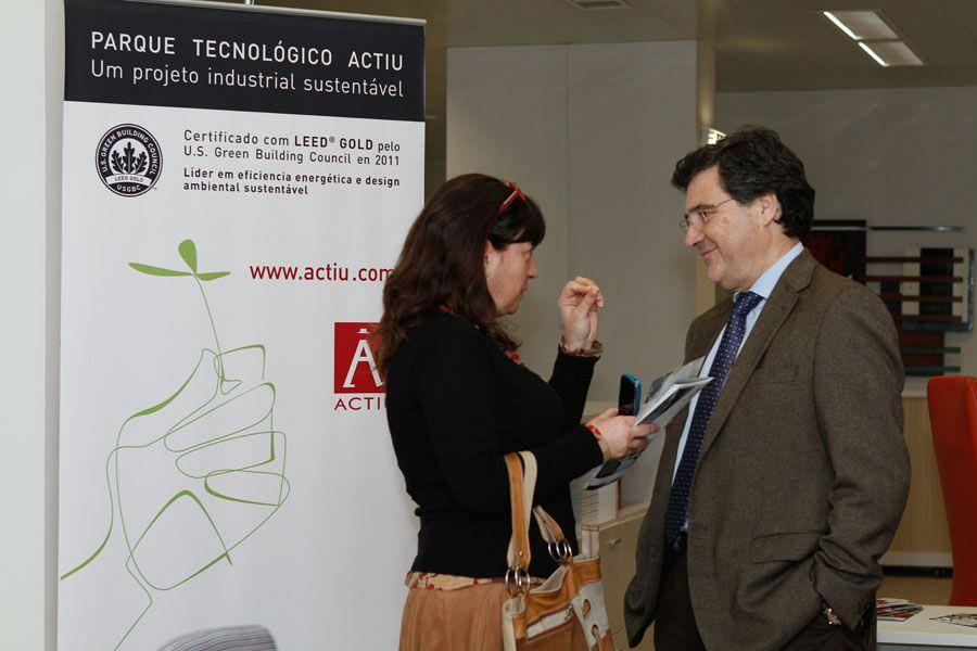 Actiu opens the new Showroom in Lisbon 1
