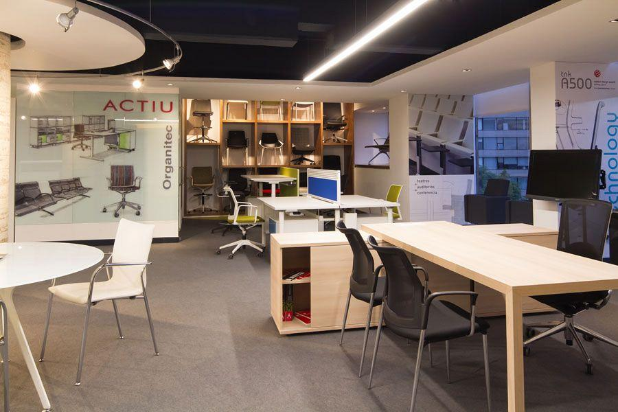 Actiu opens a new showroom in Mexico DF with its distributor Organitec 10