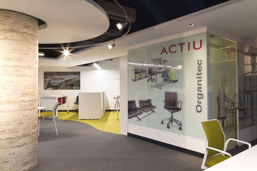 Actiu opens a new showroom in Mexico DF with its distributor Organitec 11