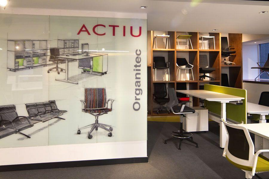 Actiu opens a new showroom in Mexico DF with its distributor Organitec 1