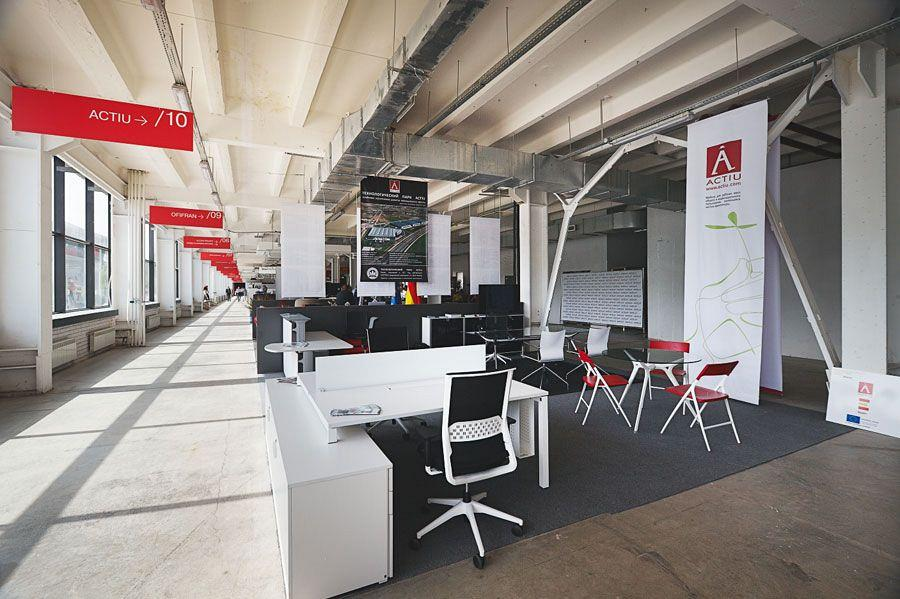 Actiu begins its expansion into the Russian market with its participation at OFFICE NEXT Moscow 3
