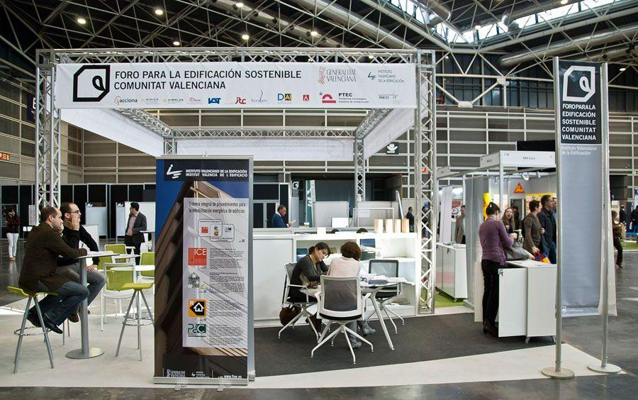 Actiu promotes Ecoconstruction, Rehabilitation and Sustainable town planning at Novabuild 2012 4