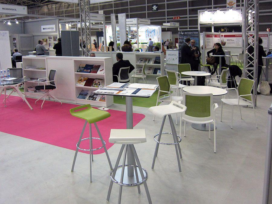 Actiu promotes Ecoconstruction, Rehabilitation and Sustainable town planning at Novabuild 2012 7