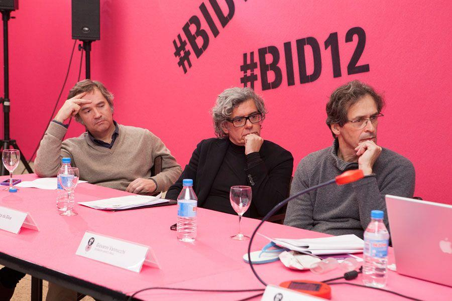 "Actiu receives the ""BID2012 Prize: Business and Design"" 7"