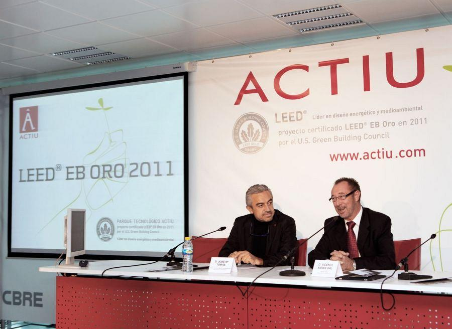 Actiu renown as the most sustainable industry in Europe 4