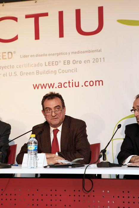 Actiu joins the GBCe, Green Building Council Spain 2