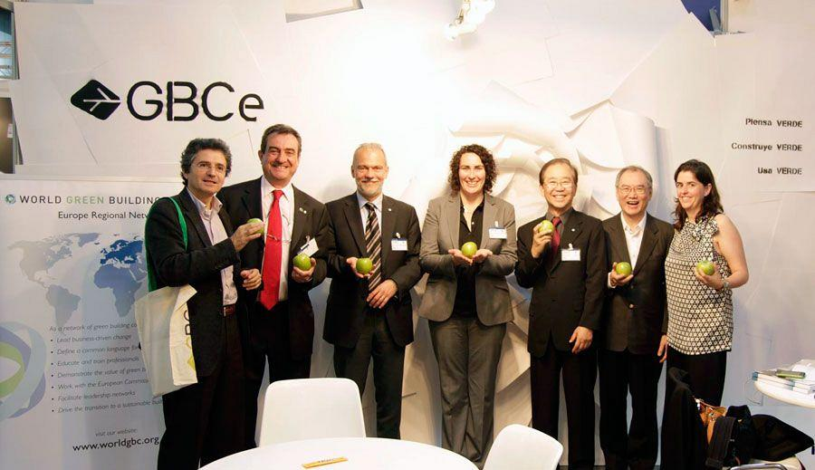 Actiu joins the GBCe, Green Building Council Spain 1
