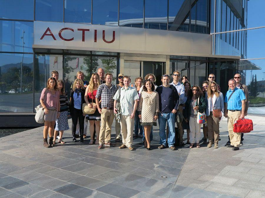 Actiu hosts 'Pioneers in action' against climate change 1
