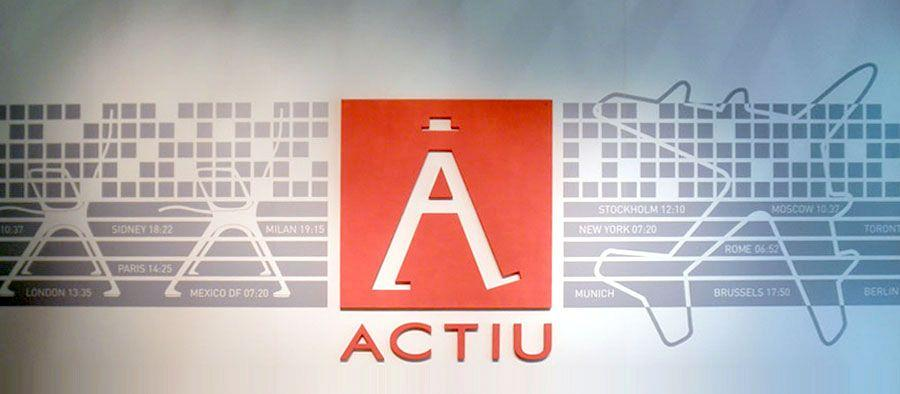 Actiu furniture, new solution for airports 5