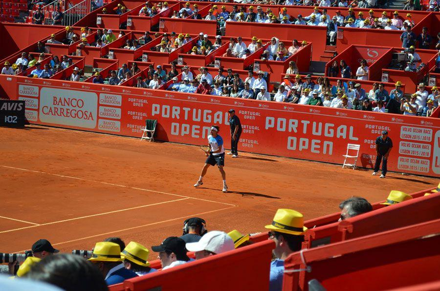 Actiu s'habille en Open d'Estoril au Portugal 2