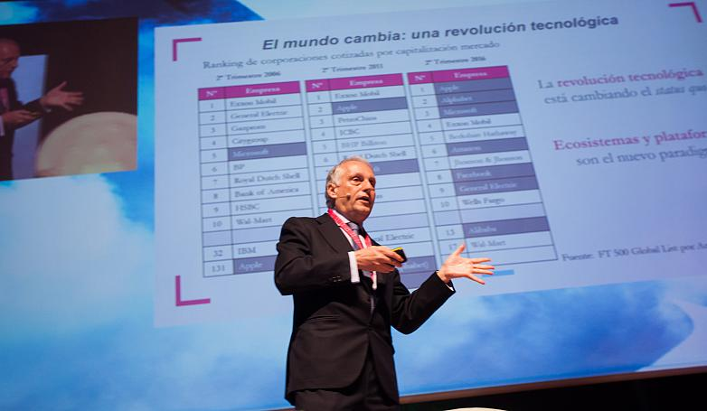 Carlos Mira, director del proyecto Cre100do
