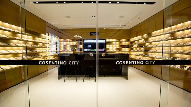 Showroom Cosentino Manhattan