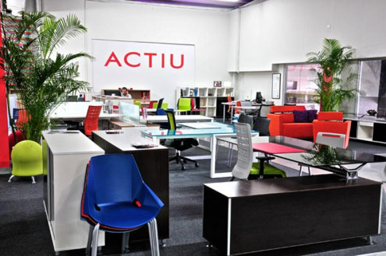 Systronics Merge Technology And Actiu Furniture Into Its New Offices In Puerto Rico
