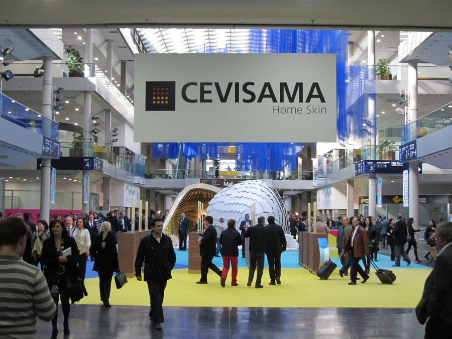 The Official College of Architects and Actiu, together at Cevisama 2012 10
