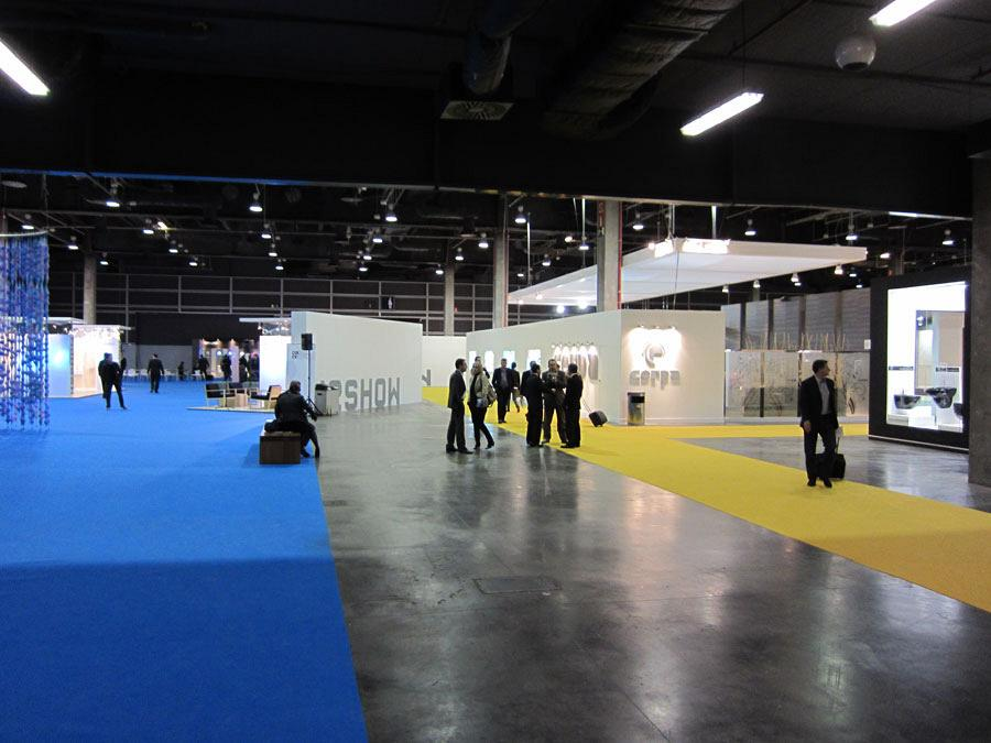 The Official College of Architects and Actiu, together at Cevisama 2012 8