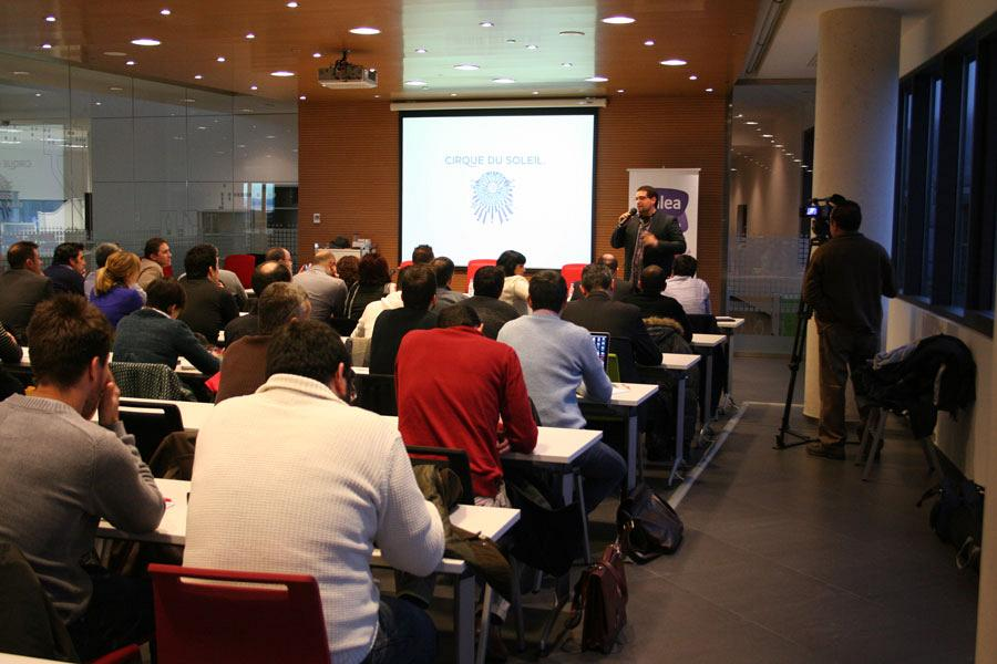 II Edition of Cooking your Idea in Actiu Technological Park 6