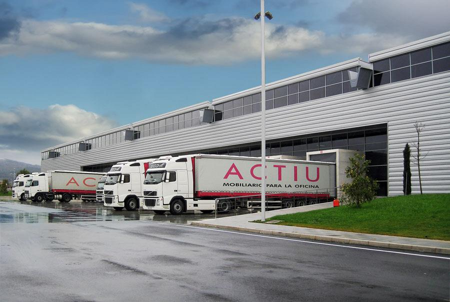The Technological Park from Actiu begins its activity 2