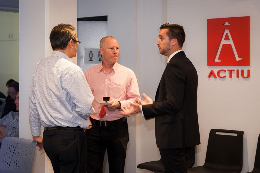 Sydney Showroom hosts an exclusive seminar on Audiovisual technology applied in the work environment 9