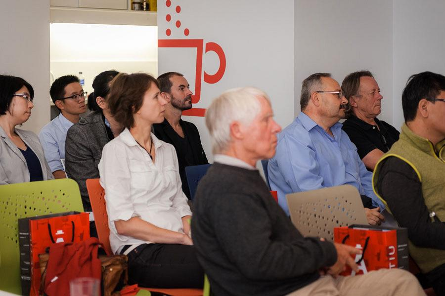 Sydney Showroom hosts an exclusive seminar on Audiovisual technology applied in the work environment 7