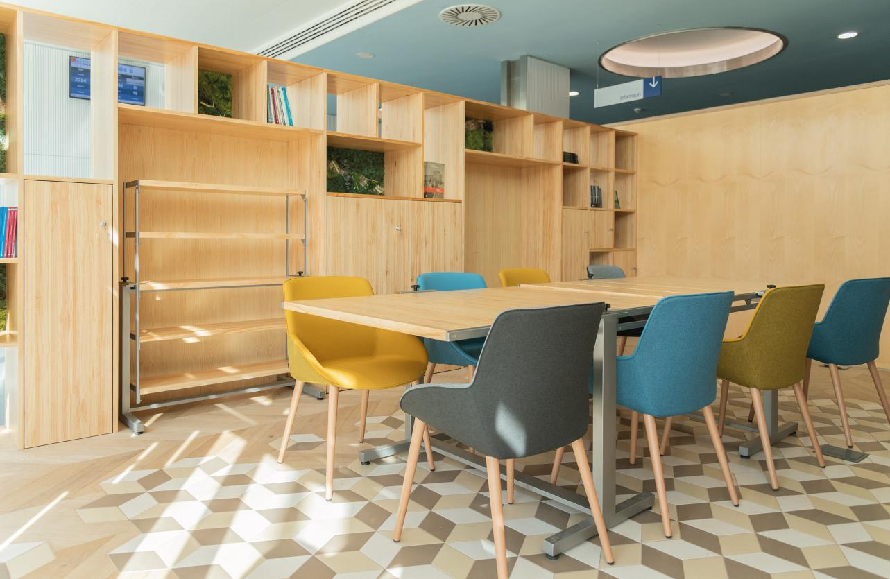 Therapeutic spaces, when the design of the hospital environment acts as a third caregiver 7