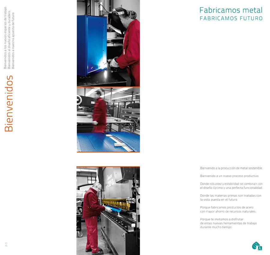 We manufacture metal We manufacture the future 3