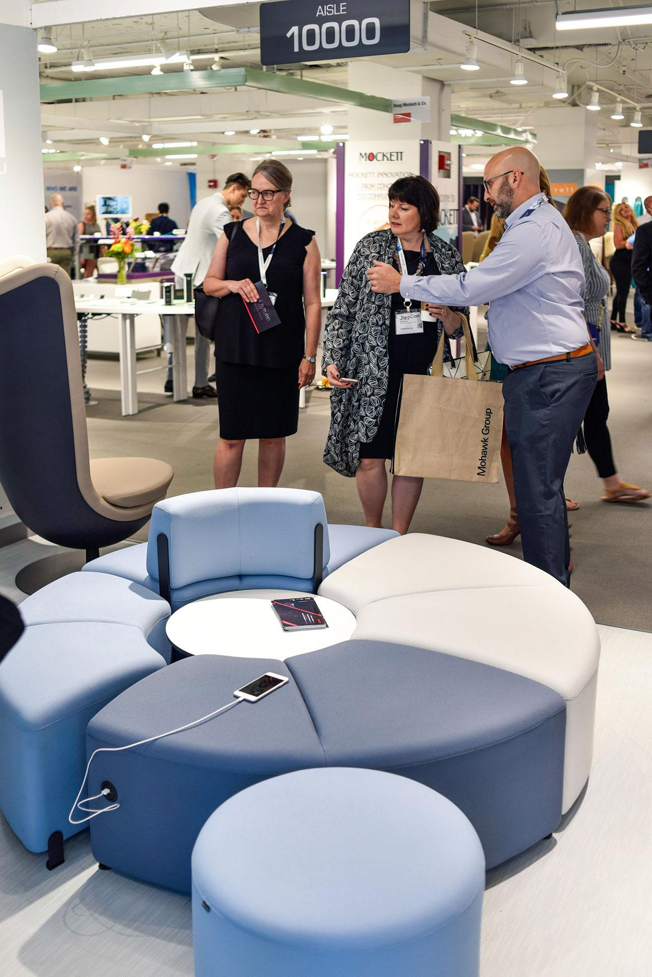 Hola Future! Innovation and European design at NeoCon 7