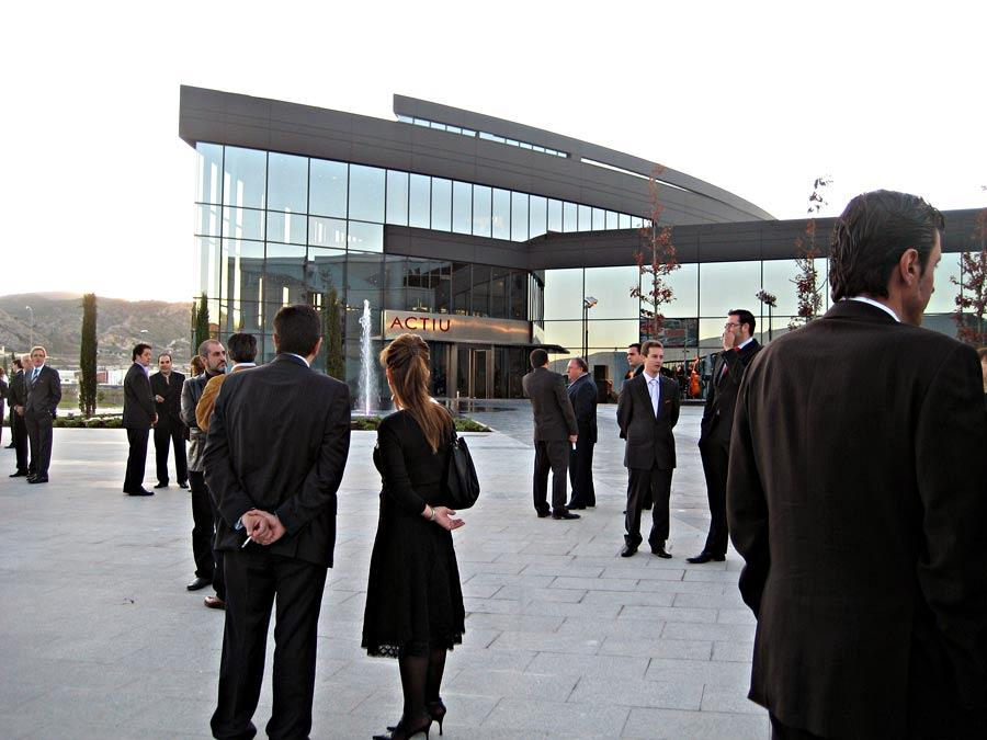 Actiu Technological Park Opening