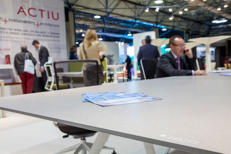 The latest developments are a focus of interest for prescribers at the Hábitat Trade fair 10