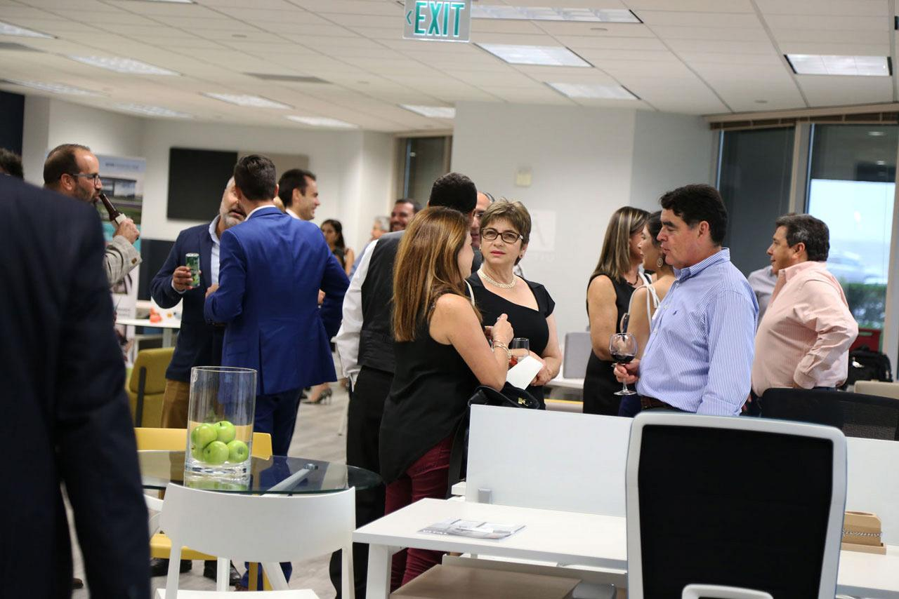 Miami, primer showroom Cool Working® en Estados Unidos 11
