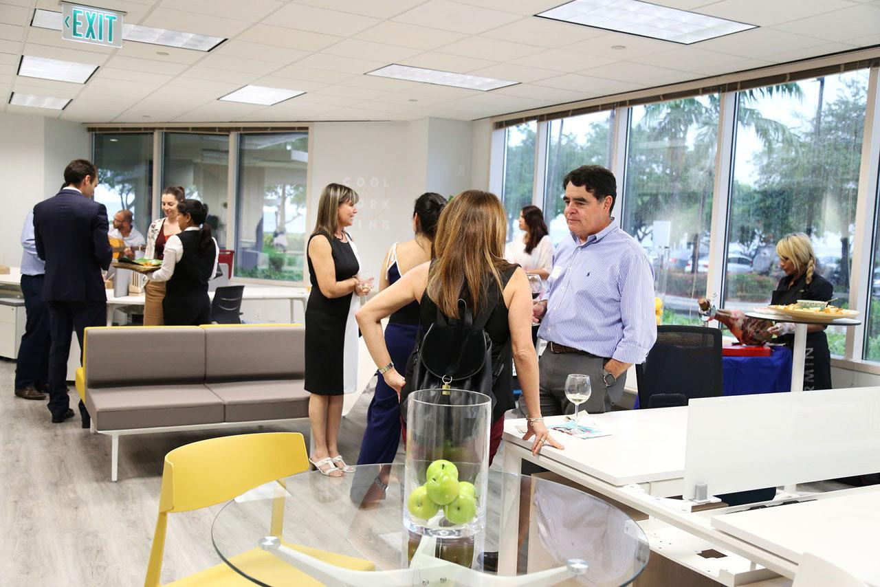 Miami, premier showroom Cool Working® aux États-Unis 5