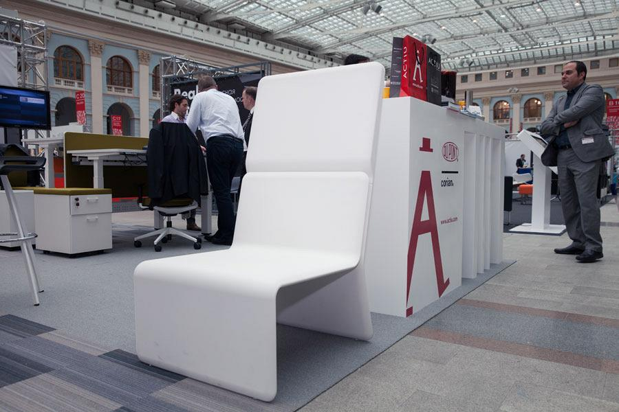 Office Next Moscow is defined as a quality and prestigious trade fair at its fourth edition 4