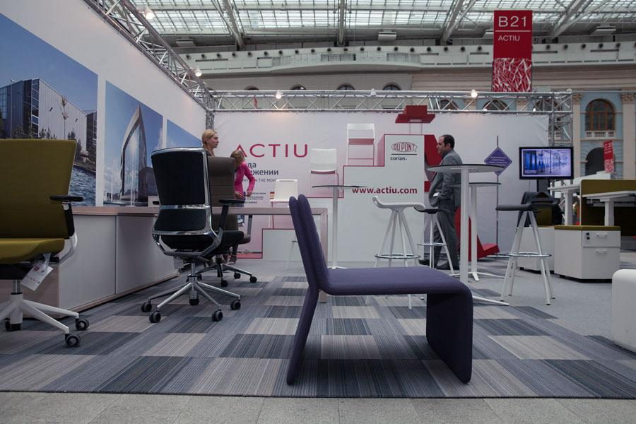 Office Next Moscow is defined as a quality and prestigious trade fair at its fourth edition 5