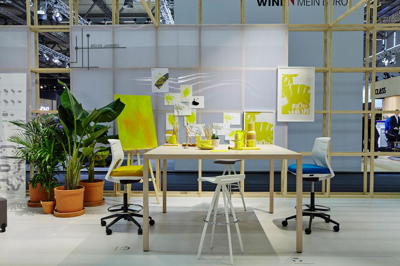 Orgatec welcomes Cool Working® in the trade fair's largest edition ever 11
