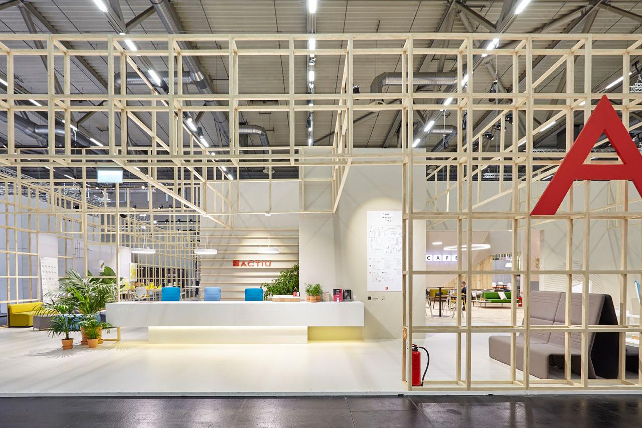 Orgatec welcomes Cool Working® in the trade fair's largest edition ever 2