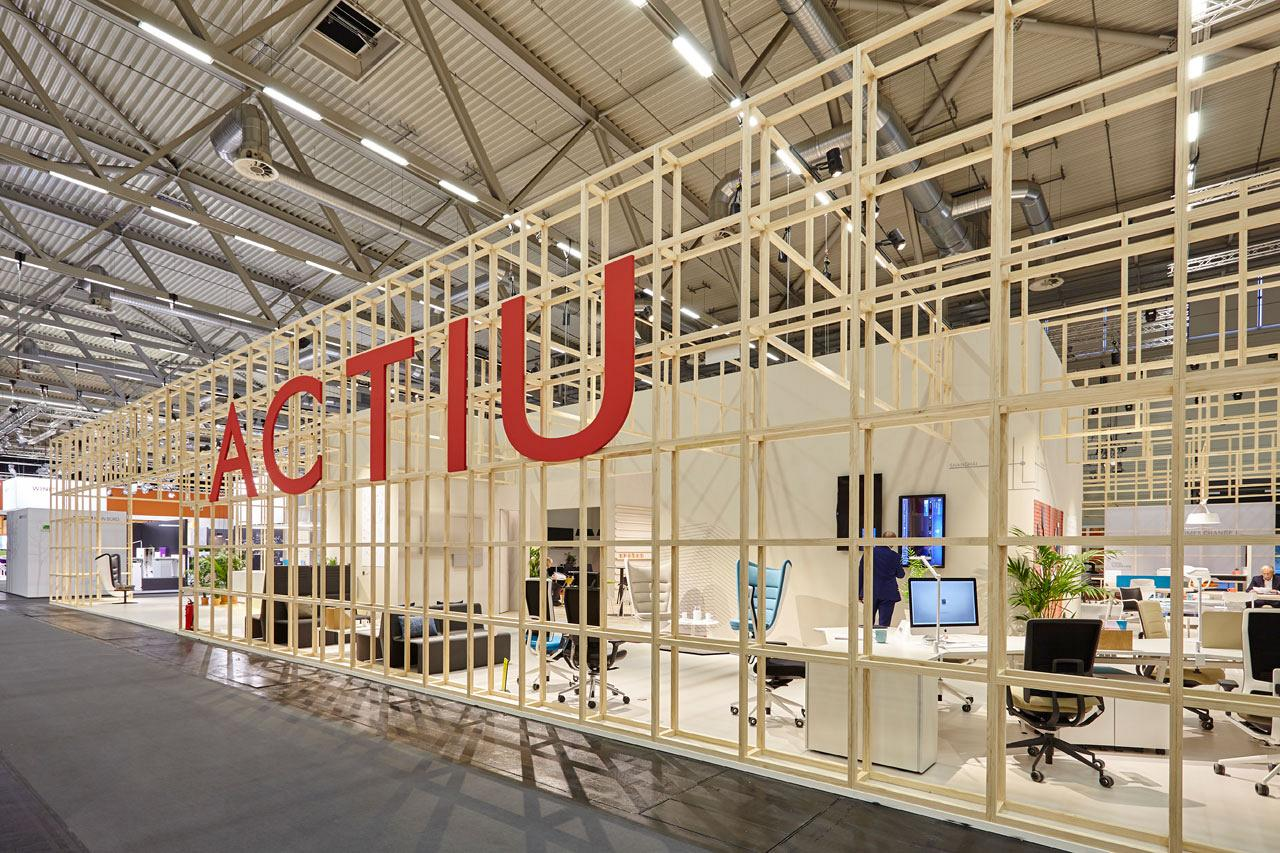 Orgatec welcomes Cool Working® in the trade fair's largest edition ever 3