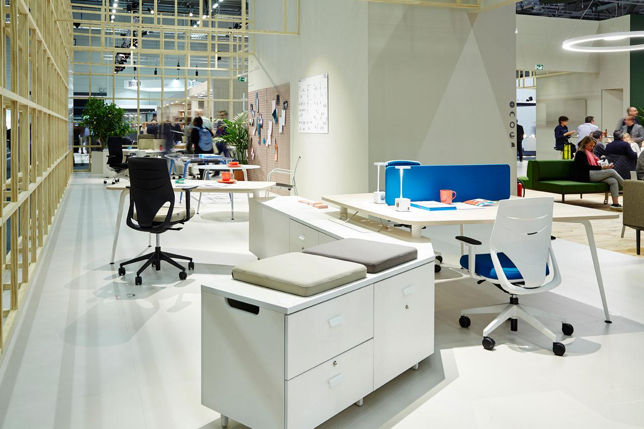 Orgatec welcomes Cool Working® in the trade fair's largest edition ever 6