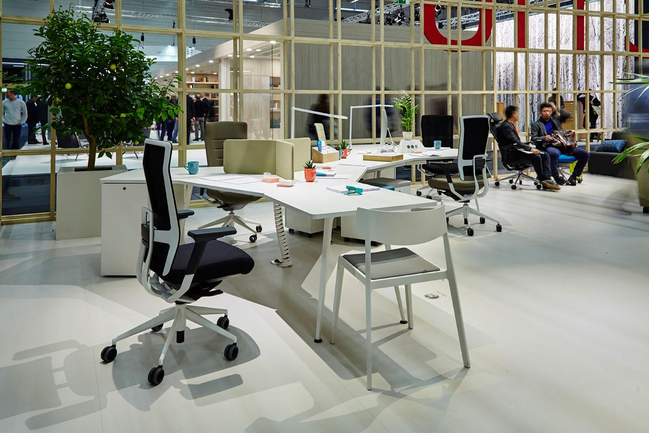 Orgatec welcomes Cool Working® in the trade fair's largest edition ever 7